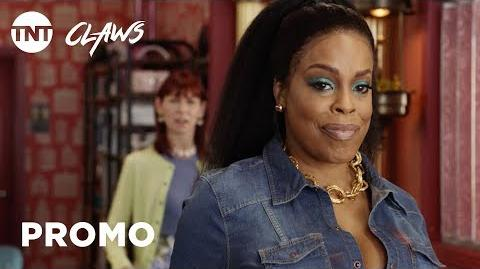 Claws Crew - Season 2 Premieres This Summer PROMO TNT