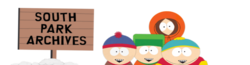 South Park wordmark