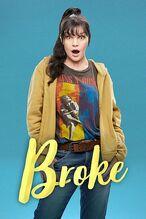 Broke (CBS) poster