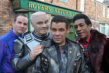 Red Dwarf (Back to Earth)