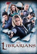 The Librarians poster (1)