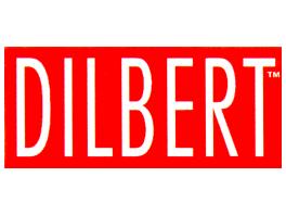 Dilbert Wiki wordmark