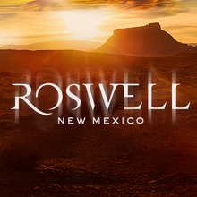 Roswell, New Mexico titlecard