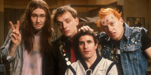 The Young Ones Cast