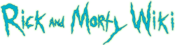Rick and Morty wordmark