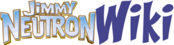Jimmy Neutron wordmark
