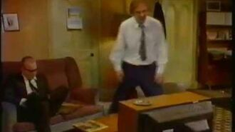 Rik Mayall & Ade Edmondson - BBC2 Trailer for 'BOTTOM' (Contest) 3 of 5