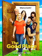 The Good Place (S3) poster