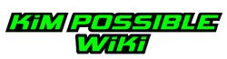 Kim Possible wordmark