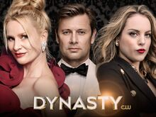 Dynasty (Nicollette, Grant and Elizabeth)