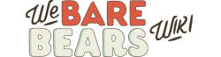 We Bare Bears wordmark