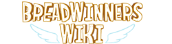 Breadwinners wordmark