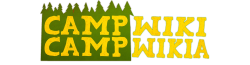 Camp Camp wordmark