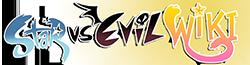 Star vs Evil wordmark