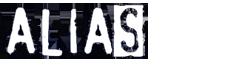 Alias wordmark
