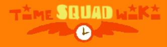 Time Squad Wiki logo