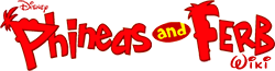 Phineas and Ferb wordmark