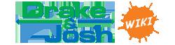 Drake & Josh wordmark