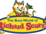 The Busy World of Richard Scarry