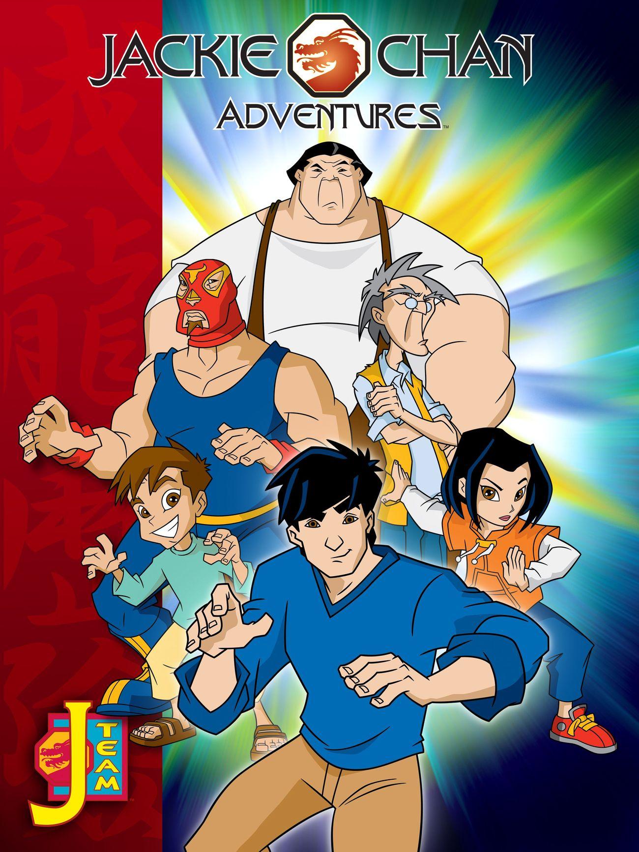 Jackie Chan Adventures  Television Wiki  Fandom