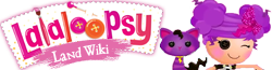 Lalaloopsy wordmark