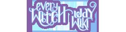 Every Witch Way Wiki Wordmark
