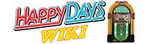Happy Days wordmark