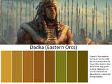 Eastern Orcs