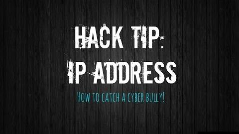 Video - How To Get Someones IP Address (The Real Way