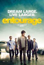 Entourage film poster