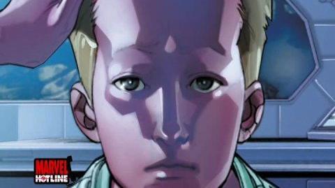 Marvel Hotline Ender's Game Battle School
