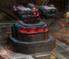 Missile Turret (Blitz)