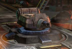 Cannonturret