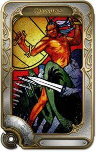 Carte Dévotion