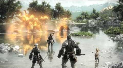 Final Fantasy XIV - Trailer CGI