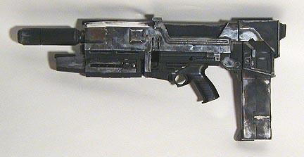ETU9 Sidearm