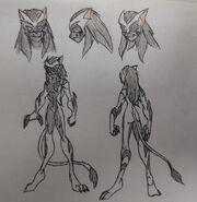 Asia Erisa, Ultimate Beast Form