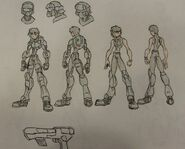 Jeff SIG suit and weapon