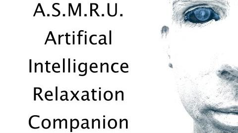 ASMR-U. Sleep Countdown by the Artifical Intelligence Relaxation Companion