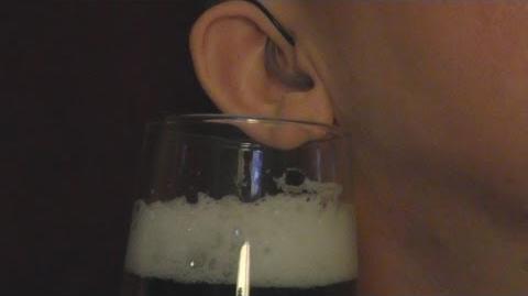 ASMR Beer Review 10 - Stella Artois Binaural ASMR Trigger Sounds Compilation