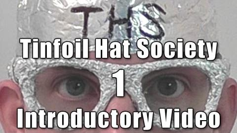 ASMR Tinfoil Hat Society Introductory Video (Part 1) Interactive ASMR performance role play
