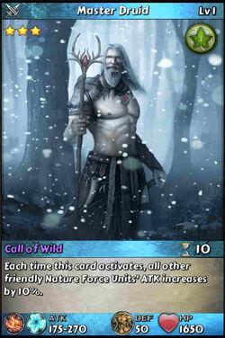 Master Druid