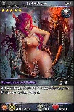 Evil Athena