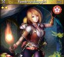 Tomb-raiding girl