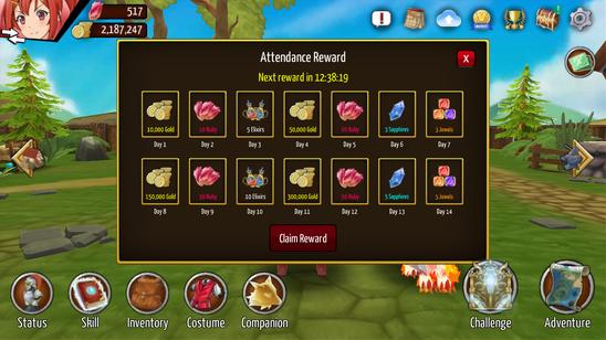Daily Rewards | Epic Conquest Wiki | Fandom