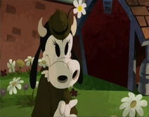 Clarabelle - Epic Mickey