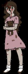 Sally by tobimygoodboy-d5frd33