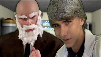 Professor Oak vs. Charles Darwin - Video Game Rap Battle