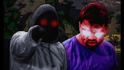 Herobrine vs Entity 303. Epic Rap Battles of Creepypasta Season 2.