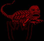 NES Godzilla Creepypasta - Red Land Form